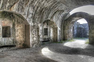 Fort Pickens Pensacola Art Print