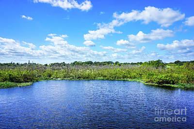 Fort Pierce Photograph - Fort Pierce Florida Savannah II by Liesl Marelli