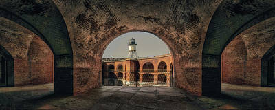 Photograph - Fort Point 1 by Laura Macky