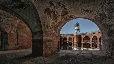 Photograph - Fort Point 5 by Laura Macky