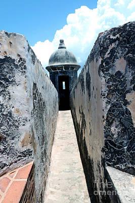 Photograph - Fort San Felipe Del Morro Castle by Steven Spak