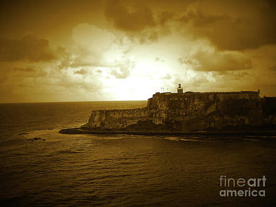 Photograph - Fort San Juan by Steven Parker