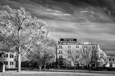 Photograph - Fort Smith Museum Of History by James Barber