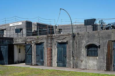 Photograph - Fort Stevens by Robert Potts