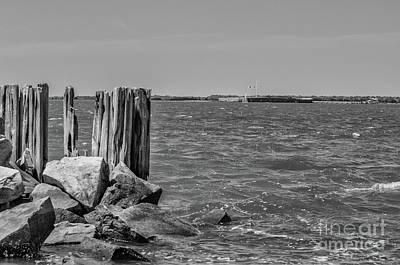 Photograph - Fort Sumter Civil War Battles by Dale Powell