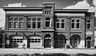 Photograph - Fort Wayne Firefighters Museum by L O C