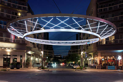 Photograph - Fort Worth Crokett Circle 53017 by Rospotte Photography