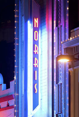 Photograph - Fort Worth Norris 101117 by Rospotte Photography