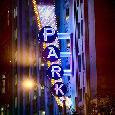 Photograph - Fort Worth Park Sq by Rospotte Photography