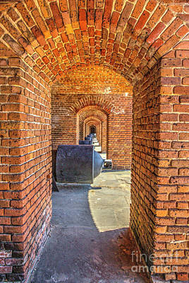 Tortuga Beach Photograph - Fort Zachary Taylor, Key West 2 by Felix Lai