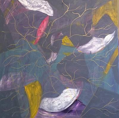 Painting - Fortaleza  by Marita Esteva