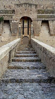 Digital Art - Fortezza Spagnola - Porto Santo Stefano, Italy by Joseph Hendrix
