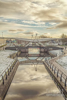 Photograph - Forth And Clyde Canal by Antony McAulay