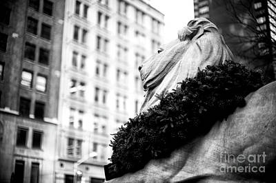 Photograph - Fortitude Christmas by John Rizzuto