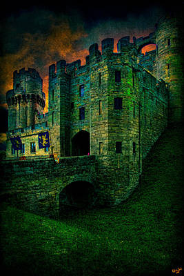 Fortress Print by Chris Lord