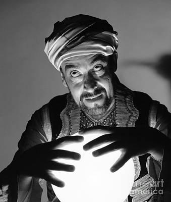 Fears Psychic Photograph - Fortune Teller, C.1970s by D. Corson/ClassicStock