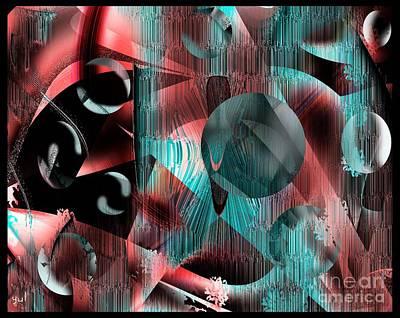 Digital Art - Fortune Teller by Yul Olaivar