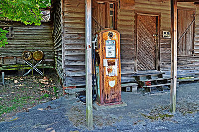 Photograph - Forty Nine Cents Per Gallon by Linda Brown