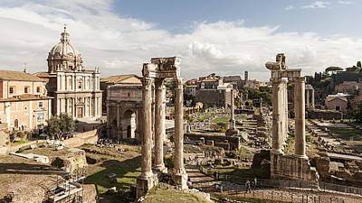 Grateful Dead - Forum In Rome by David Henderson