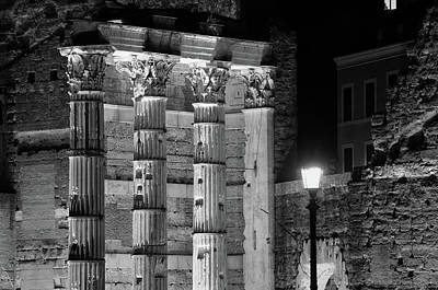 Photograph - Forum Of Augustus by Jeremy Voisey