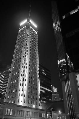 Photograph - Foshay Tower, Minneapolis by Jim Hughes