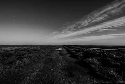 Photograph - Foulney Island Causeway by Keith Elliott
