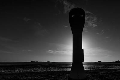 Photograph - Foulney Island Shipping Light by Keith Elliott