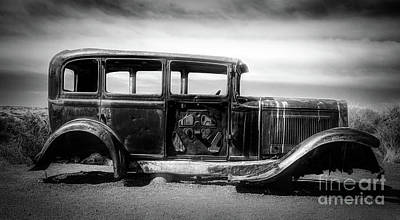 Photograph - Found In The Desert by Jon Burch Photography