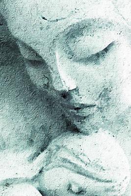 Painting - Found by Tony Rubino