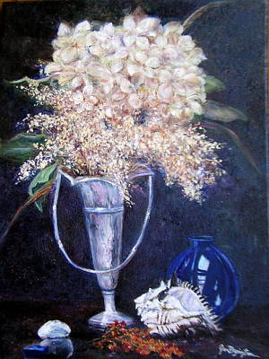 Painting - Found Treasures by Jan Byington