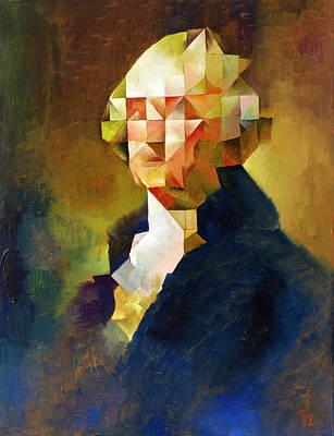 Painting - Founding Father by Vlad Zabavskiy