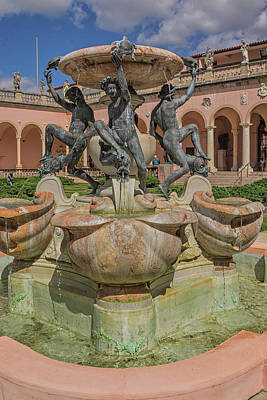 Photograph - Ringling Museum by Dennis Dugan