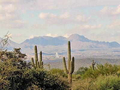 Photograph - Fountain Hills Arizona by Marilyn Smith