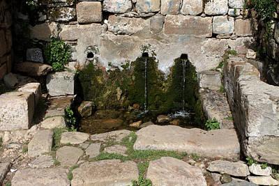 Photograph - Fountain Of The Inca by Aidan Moran