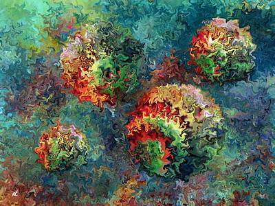 Four Balls Original by Rafi Talby