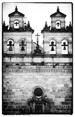 Four Bells In Bogota Print by John Rizzuto