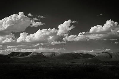 Photograph - Four Corners Skyscape by Bud Simpson