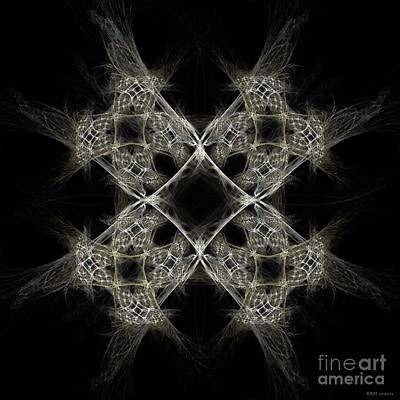 Digital Art - Four Doors by Elizabeth McTaggart
