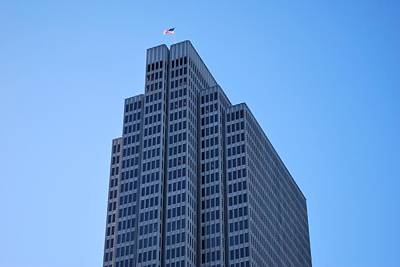 Photograph - Four Embarcadero Center Office Building - San Francisco by Matt Harang