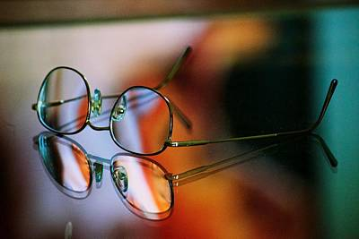 Photograph - Four Eyes by Eric Tressler