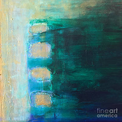 Painting - Four by Kim Nelson