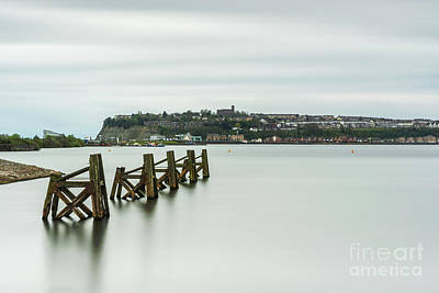 Photograph - Four Minutes At Cardiff Bay by Steve Purnell