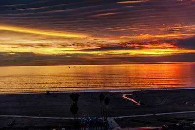 Photograph - Four On The Horizon by Gene Parks