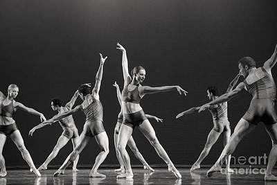 Dancefloor Photograph - Four Pairs by Julia Hiebaum