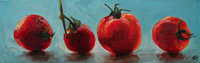 Four Tomatoes Original