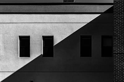 Four Windows Art Print by Bob Orsillo
