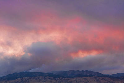 Photograph - Fourmile Canyon Fire Image 90 by James BO  Insogna