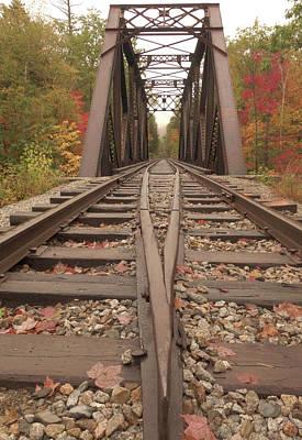 Photograph - Fourth Iron Bridge by Dan Sproul