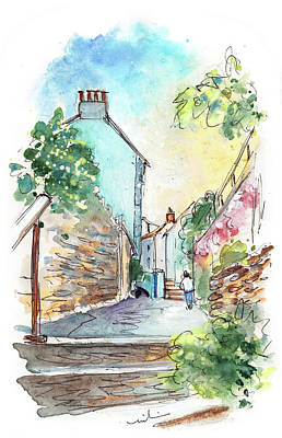 Painting - Fowey 02 by Miki De Goodaboom