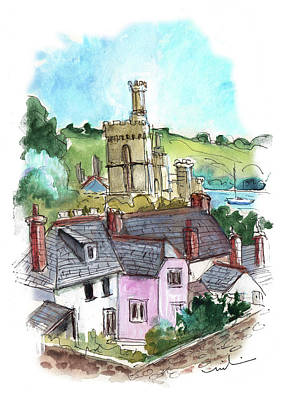 Painting - Fowey 05 by Miki De Goodaboom